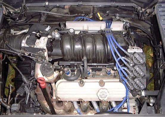 85 Fiero 2m6 3800 Series Ii V6