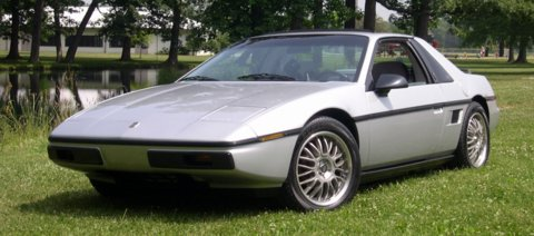 L67 Fiero 3800 Series II Supercharged