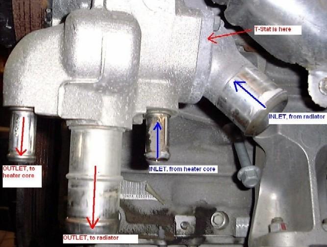 LS4 V8 DoD 4T65-E TAPShift swap underway (pics inside) - Pennock's ...