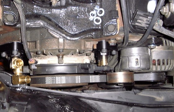 HOW-TO install an LT1 and 4T60-E into a Fiero