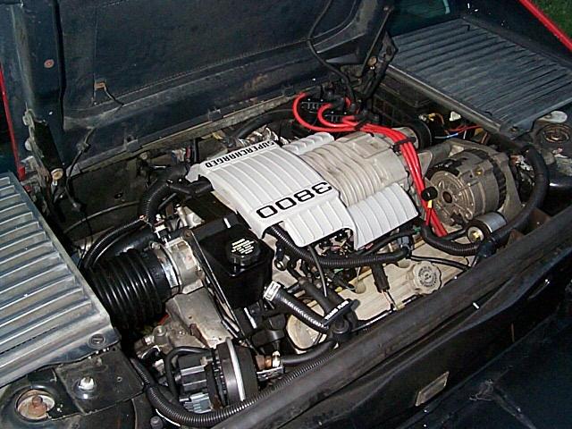 3800 series 3 supercharged fiero - Uec premiere cleveland tn